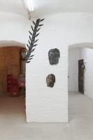 Exhibition View (Rade Petrasević, Monika Grabuschnigg)