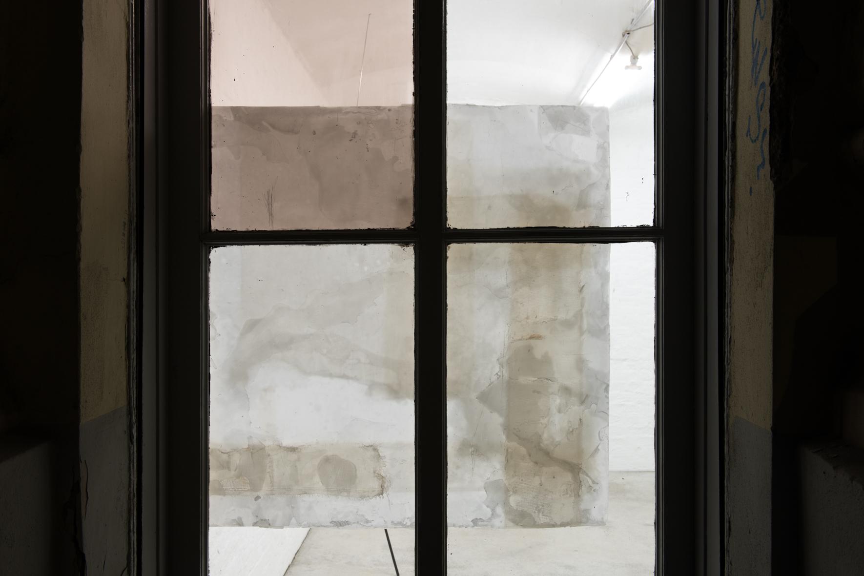 Barbara Hainz, Untitled (Intervention), 2019