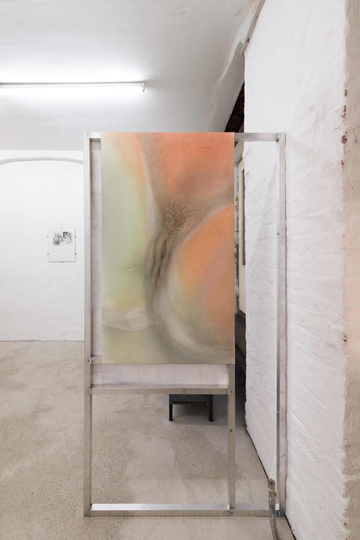 Exhibition View (Kea Bolenz, Evelyn Plaschg)