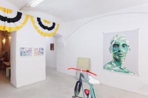 Exhibition view
