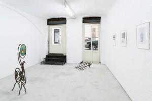 Michael Fanta, Emelie Sandström, exhibition view